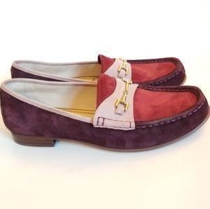 Sam Edelman Talia Suede Loafers, Size 10M